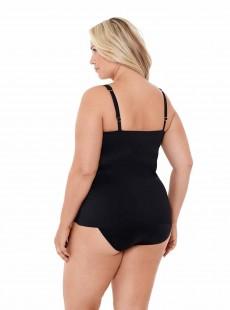 "Tankini Surplice - Solid -  ""M"" - Miraclesuit Swimwear"