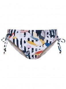 Culotte de bain taille haute - Hello Sailor - Cyell