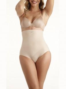 Culotte taille extra haute gainante Nude - Tummy Tux - Cupid Fine Shapewear
