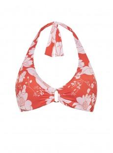Haut de maillot de bain tour de cou - Iconic Flower - Cyell
