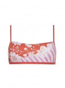 Haut de maillot de bain brassière - Iconic Flower - Cyell