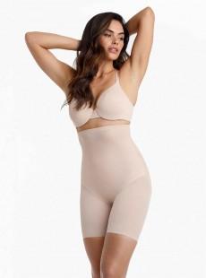 Panty gainant taille haute Nude - Tummy Tuck - Naomi & Nicole
