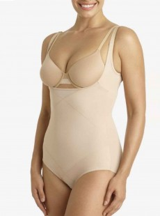 Body nude torsette - Instant Tummy Tuck - Miraclesuit Shapewear