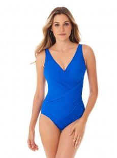 "Maillot de bain gainant Oceanus Bleu - Must Haves - ""M"" - Miraclesuit swimwear"