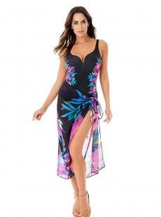 "Pareo Multicolor - Genesis - ""M"" - Miraclesuit swimwear"