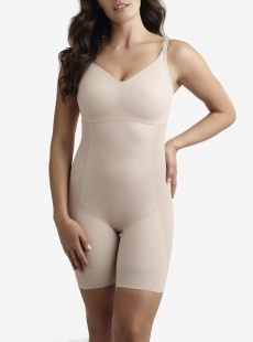 Combinaison panty gainante nude - Smooth Scuplt - Miraclesuit Shapewear