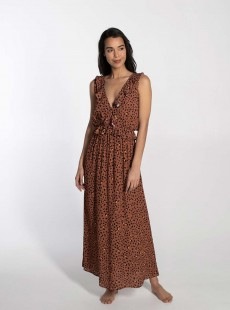 Robe Longue - Wild at Heart - Cyell