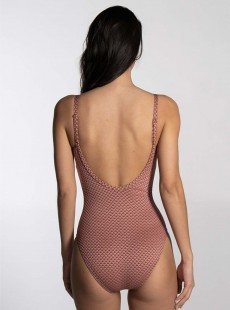 Maillot une pièce - Sparkles Rose - Cyell