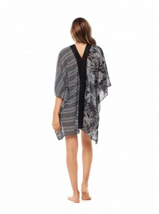 """Caftan - Fronds with Benefits - """"M"""" - Miraclesuit Swimwear"""
