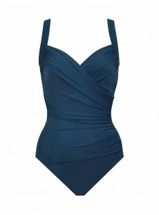 "Maillot de bain gainant Sanibel Bleu Turquoise - Must Haves - ""M"" - Miraclesuit swimwear"