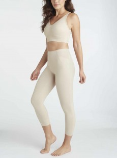 Legging gainant taille haute Nude - Fit & Firm - Miraclesuit Shapewear