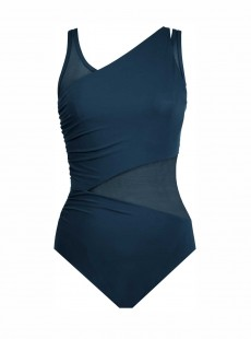 "Maillot de bain gainant Azura Nova- Illustionists - ""M"" -Miraclesuit Swimwear"