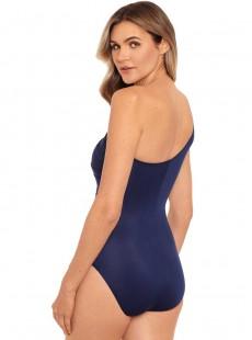 "Maillot de bain gainant Jena Bleu Nuit - Network - ""M"" - Miraclesuit Swimwear"