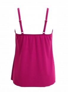 "Tankini Allura Framboise - Rock Solid - ""M"" - Miraclesuit Swimwear"
