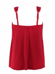 "Tankini Dazzle Bleu Rouge - Razzle Dazzle - ""M"" - Miraclesuit Swimwear"