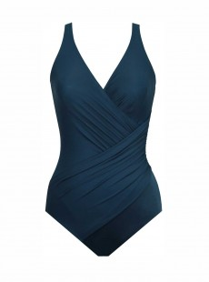 "Maillot de bain gainant Oceanus Nova - Must haves -  ""W"" -Miraclesuit Swimwear"