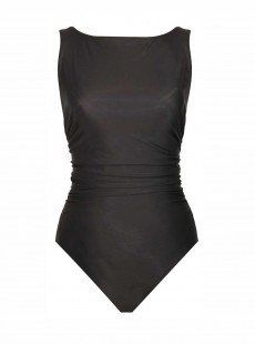 "Maillot de bain gainant Regatta Noir - Rock Solid - ""M"" - Miraclesuit Swimwear"