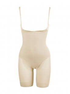 Combinaison panty nude extra-ferme - Sexy Sheer Shaping - Miraclesuit Shapewear