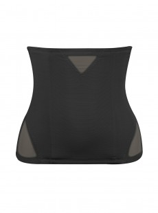Ceinture gainante noire - Sexy Sheer Shaping - Miraclesuit Shapewear
