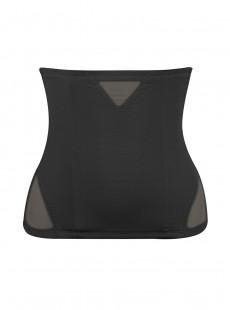 Ceinture Gainante noire 2786-1 Sexy Sheer