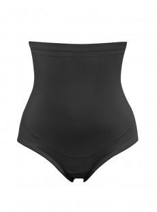 Culotte taille haute noire - Flexible Fit - Miraclesuit Shapewear
