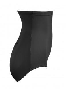 Culotte taille haute noire - Shape with an Edge - Miraclesuit Shapewear