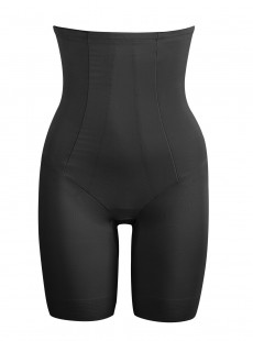 Panty gainant taille extra haute noir - Shape with an Edge - Miraclesuit Shapewear