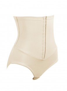 Culotte haute gainante nude - Inches Off - Miraclesuit Shapewear