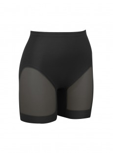 Panty remonte fesses noir - Sexy Sheer Shaping - Miraclesuit Shapewear