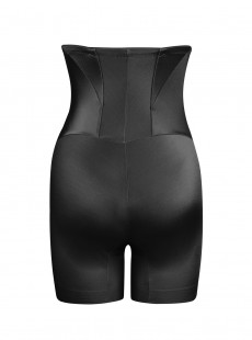 Short gainant taille haute noir - Smooth Away - Naomi & Nicole